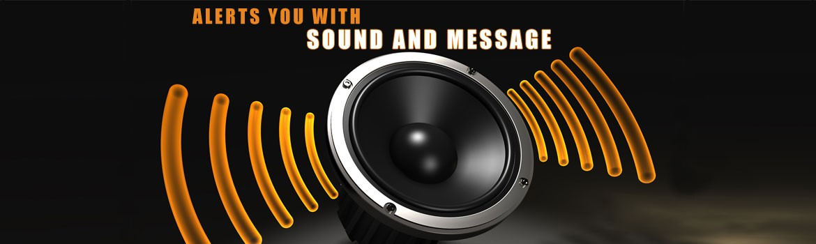 accurate buy sell signals with alert sound and message